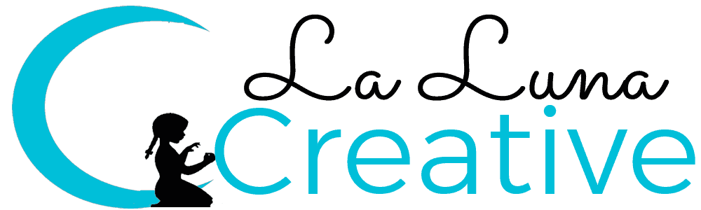 La Luna Creative Logo