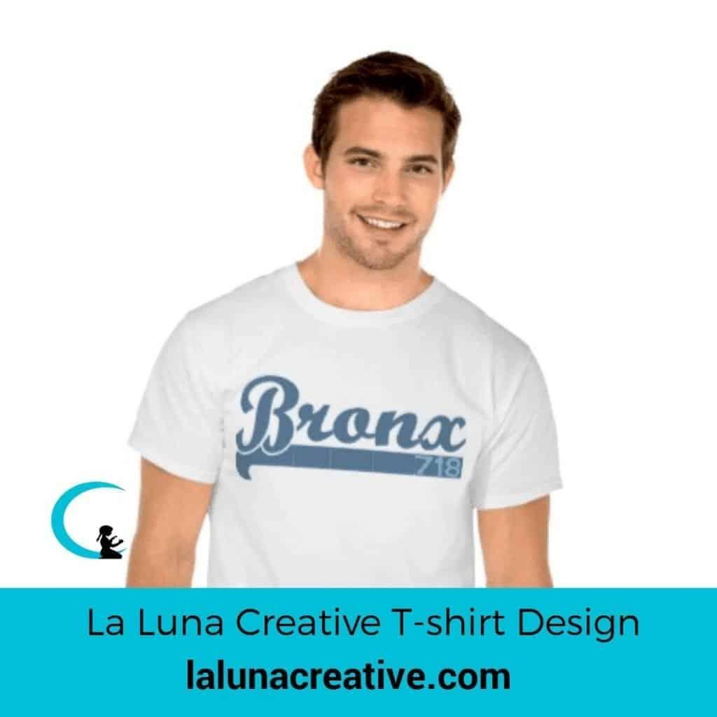 Bronx 718 T-shirt