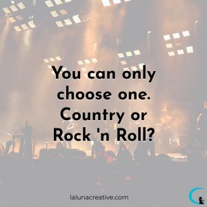 Country or Rock