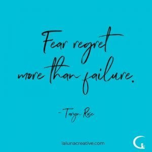 Fear Regret