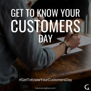 Get To Know Your Customer Day 2