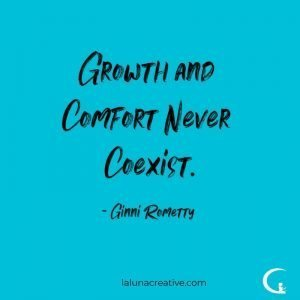 Growth and Comfort