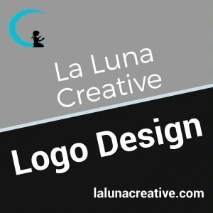 La Luna Creative Logo Design