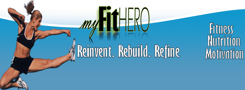 My Fit Hero Header