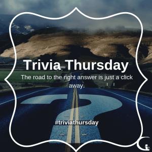 Trivia Thursday (1)