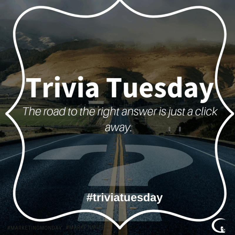 Trivia Tuesday (1)
